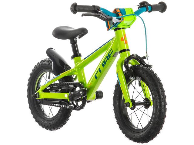 Cube Cubie 120 Børnecykel grøn (2019) | City-cykler